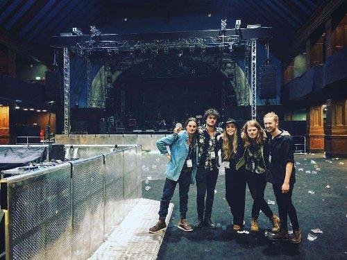 La banda británica MarthaGunn anuncia su álbum de debut y publica un primer adelanto.