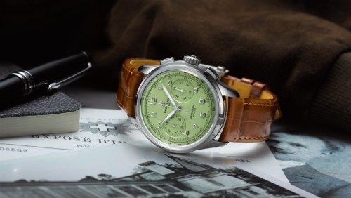 Premier Heritage Collection, los relojes más elegantes y refinados de Breitling.