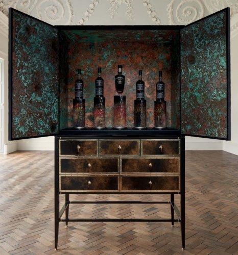 Black Bowmore Archive Cabinet, el whisky del medio millón de euros.