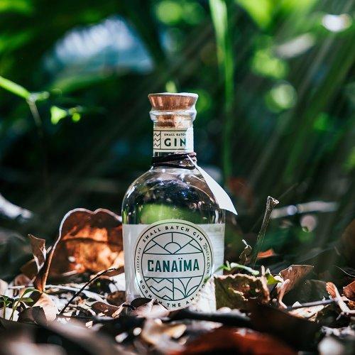 Canaïma, la ginebra que vino del Amazonas.