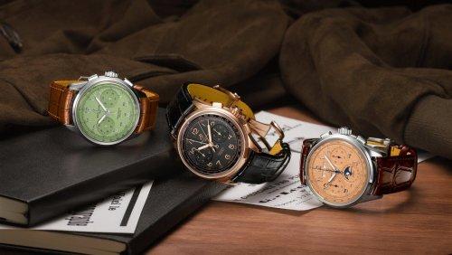 Premier Heritage Collection, los relojes más elegantes y refinados de Breitling. La película.