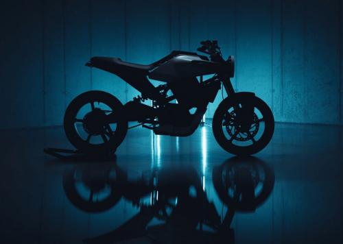 E-Pilen Concept, una motocicleta para urban riders.