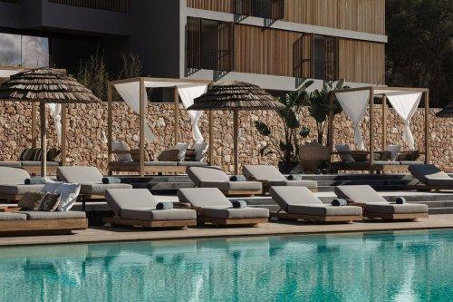 OKU Ibiza, un nuevo hotel en las Pitiusas.