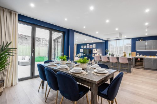 Exclusive detached homes bring exceptional family living to Mosaics