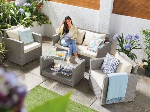 ONE YEAR ON: The year garden furniture skyrocketed