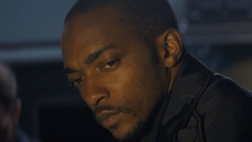 The Anthony Mackie Sci-Fi Horror Movie That's Dominating Netflix