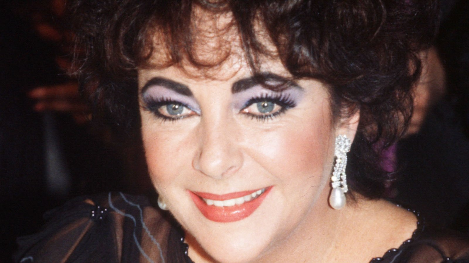 The Elizabeth Taylor Scenes You Forgot About On General Hospital