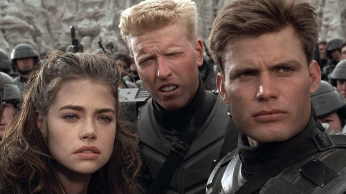 The Starship Troopers Moment That Meant More Than You Realized