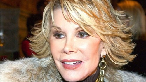 The Real Reason The Joan Rivers Biopic The Comeback Girl Just Got Scrapped