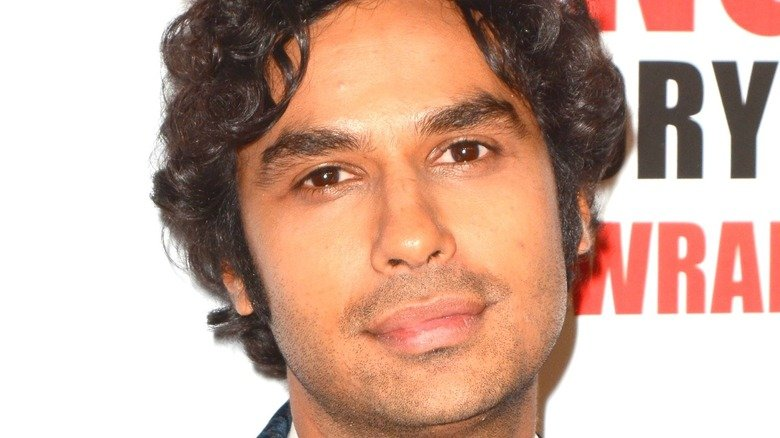 The Transformation Of Kunal Nayyar From Childhood To The Big Bang Theory