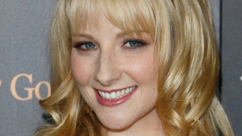 The Transformation Of Melissa Rauch Stunned Just About Everyone