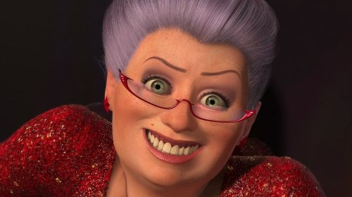 Who Plays The Fairy Godmother In Shrek 2?