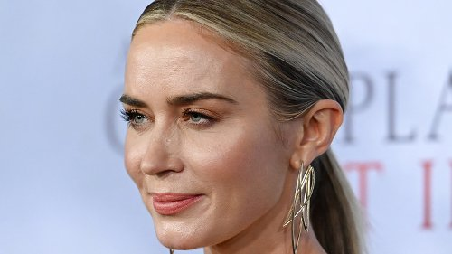 Emily Blunt's Latest A Quiet Place Remarks Have Fans Freaking Out
