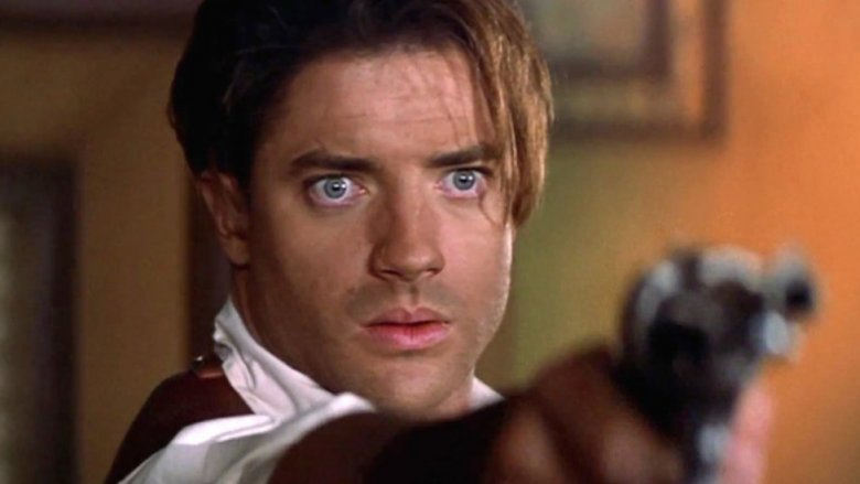 The Reason Why Brendan Fraser Wasn't In The Mummy Remake