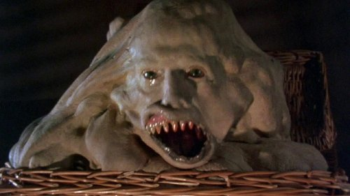 The Weirdest Movie Monsters In Horror Film History