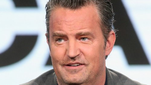 Is This The Reason Matthew Perry's Speech Was Slurred At The Friends Reunion?