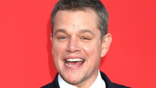 Matt Damon Confirms What We Suspected About Thor: Love And Thunder All Along