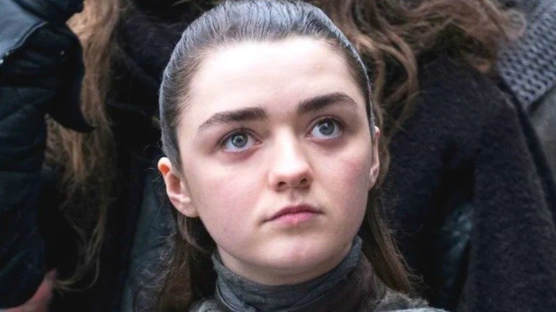 The Arya Stark Scene In Game Of Thrones That Went Too Far