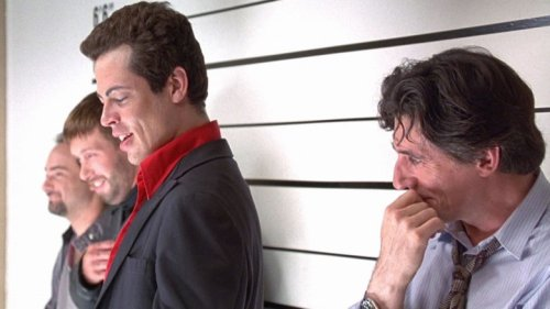 Movie Scenes Actors Couldn't Get Through Without Laughing