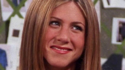 The Best Time Rachel Broke Character On Friends