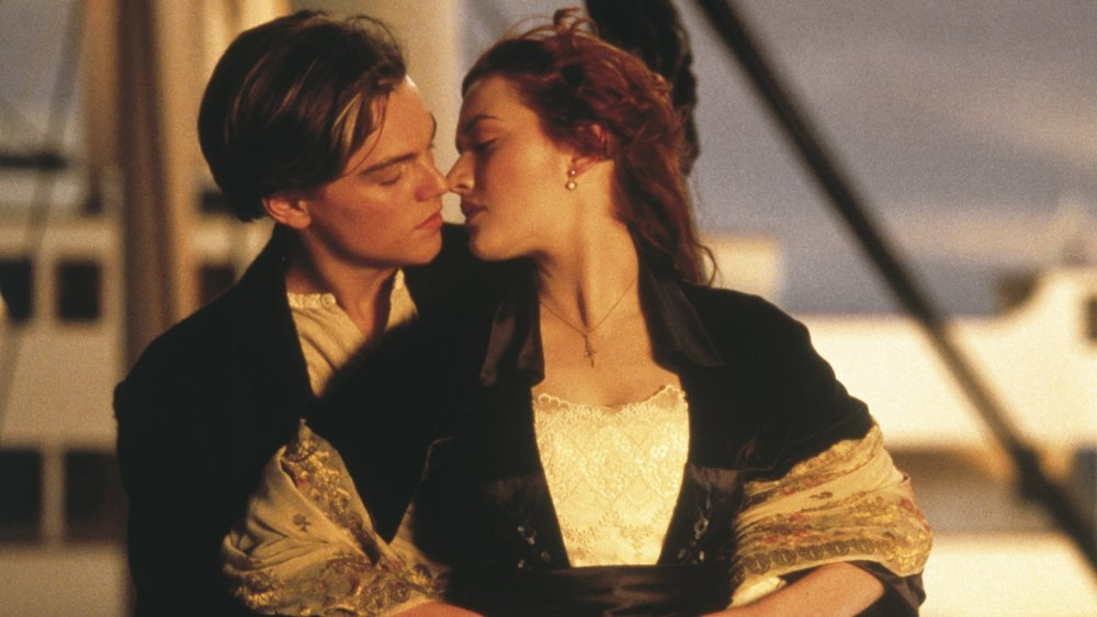 The Most Paused Kissing Scenes In Movies
