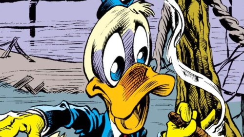 The Untold Truth Of Howard The Duck