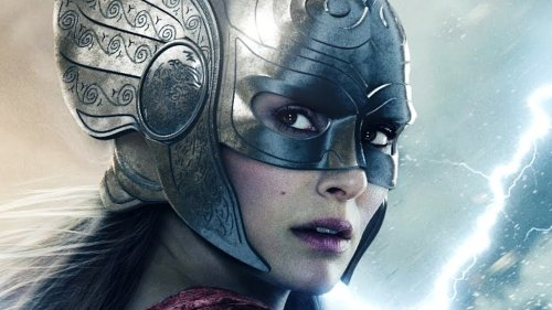 How Natalie Portman Got Ripped For Thor: Love And Thunder