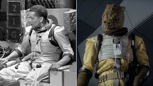 Movies Caught Recycling Costumes From Other Movies