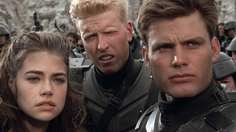 What The Cast Of Starship Troopers Is Doing Today