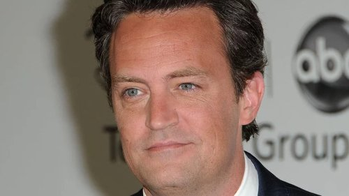 Matthew Perry Made Things Uncomfortable At The Friends Reunion