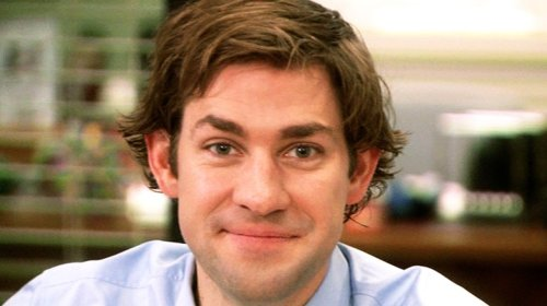 The Best Time Jim Halpert Ever Broke Character On The Office