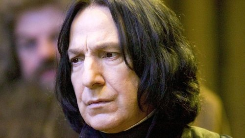 Harry Potter Star Shares A Touching Story About Alan Rickman