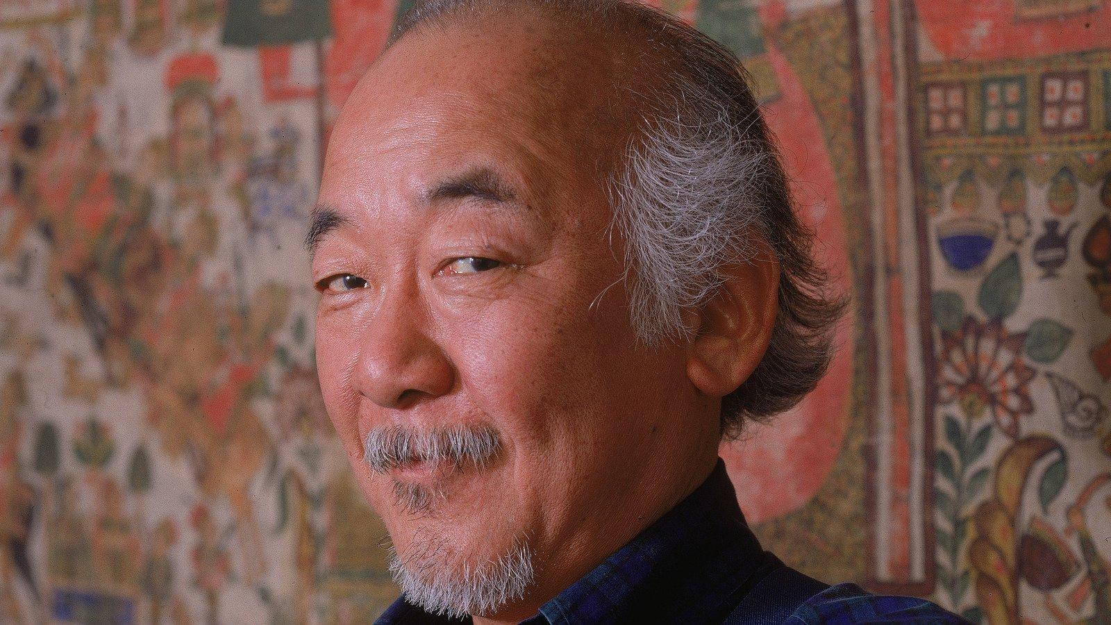 The tragic real-life story of the actor who played Mr. Miyagi