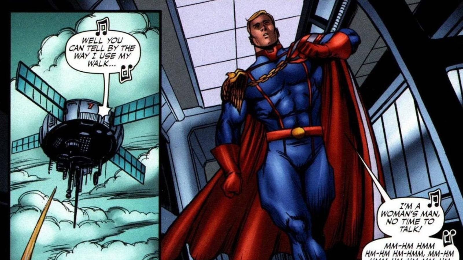 The Homelander Comics Moment Fans Want To See In The Boys TV Show