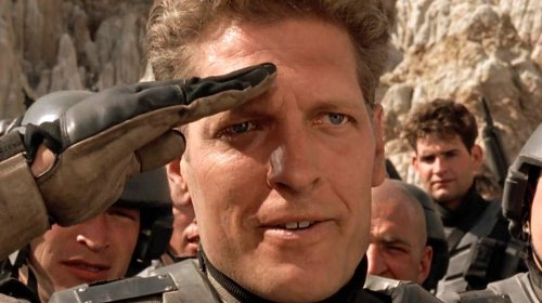 Things You Only Notice In Starship Troopers As An Adult