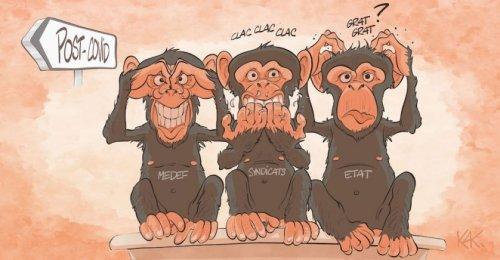Les trois ambiances de la sortie de crise
