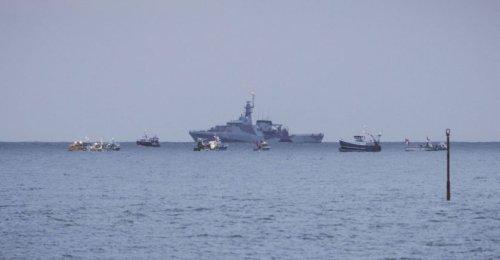 Pêche: Londres rappelle les patrouilleurs envoyés à Jersey sur fond de tensions avec la France
