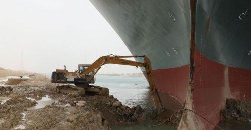L'héritage du blocage du Canal de Suez: beaucoup de rêves et un peu de droit
