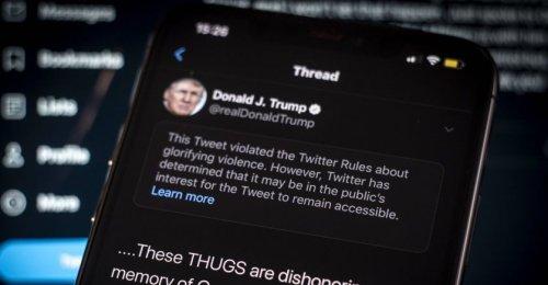 Donald Trump s'attaque à Amazon, Facebook et Twitter