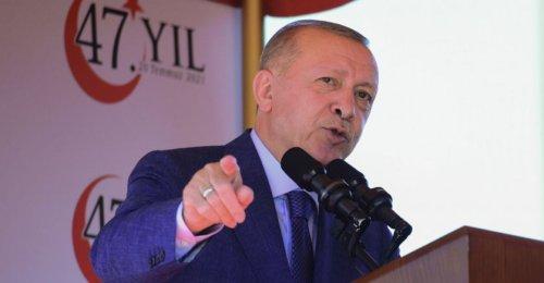 Chypre: l'inquiétant «voyage à Varosha» de Recep Tayyip Erdogan