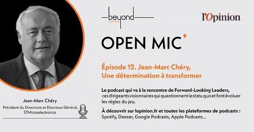 Jean-Marc Chéry (STMicroelectronics): «Les composants de puissance, c'est un besoin sociétal»