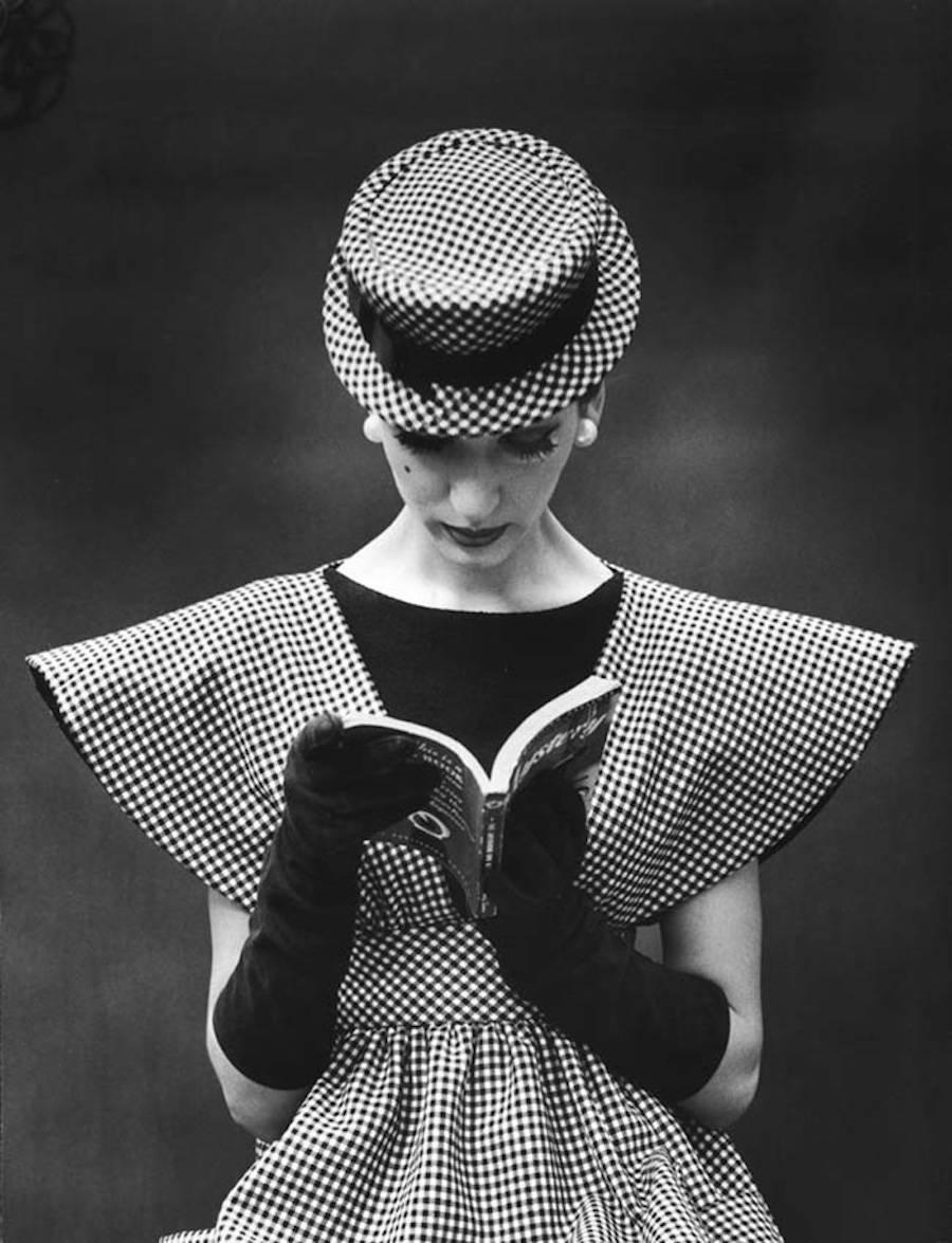 The women of Nina Leen  - Lost in Fabrics