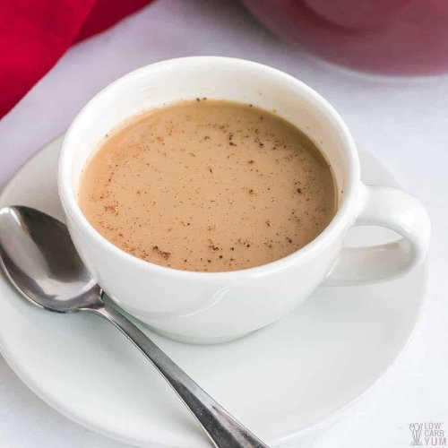 Keto Chai Masala Tea