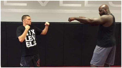 Shaquille O'Neal Compares Himself To The Diaz Brothers