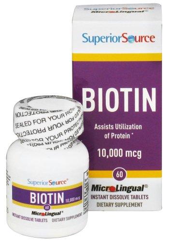 Superior Source - Biotin