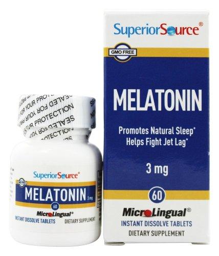 Superior Source - Melatonin