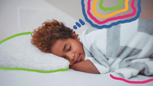'Com o que você sonhou?': sonhos revelam emoções das crianças