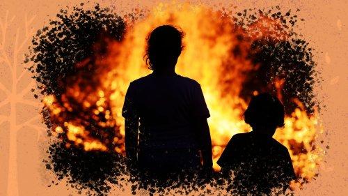 Crianças vivem as memórias e o medo dos incêndios no Pantanal