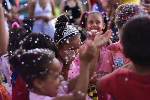 Carnaval cheio de diversão e aprendizado nas Fábricas de Cultura