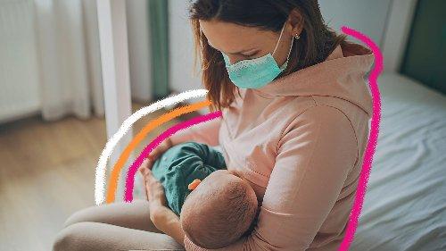Lactantes ganham prioridade para se vacinar contra a covid-19